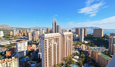 Penthouse with panoramic views in Benidorm-18254