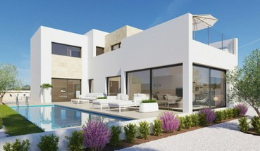 Villas in Benissa with sea views-16646