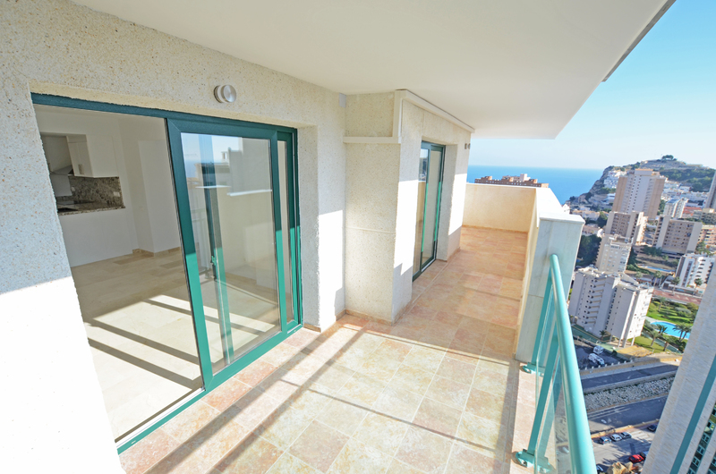 Penthouse with panoramic views in Benidorm 18269