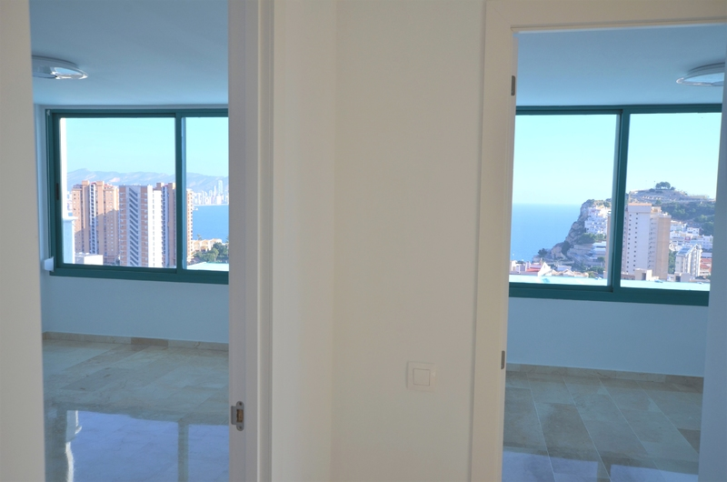 Penthouse with panoramic views in Benidorm 18272