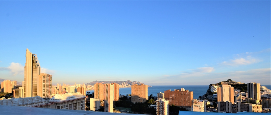 Penthouse with panoramic views in Benidorm 18283