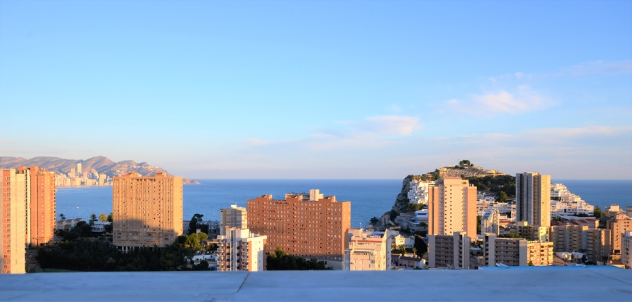 Penthouse with panoramic views in Benidorm 18284