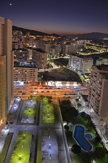 Penthouse with panoramic views in Benidorm 18285