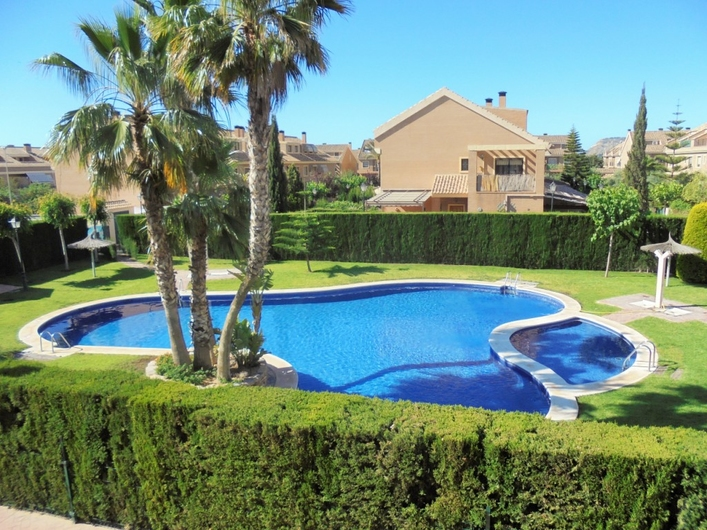 Townhouse in Alicante 1196