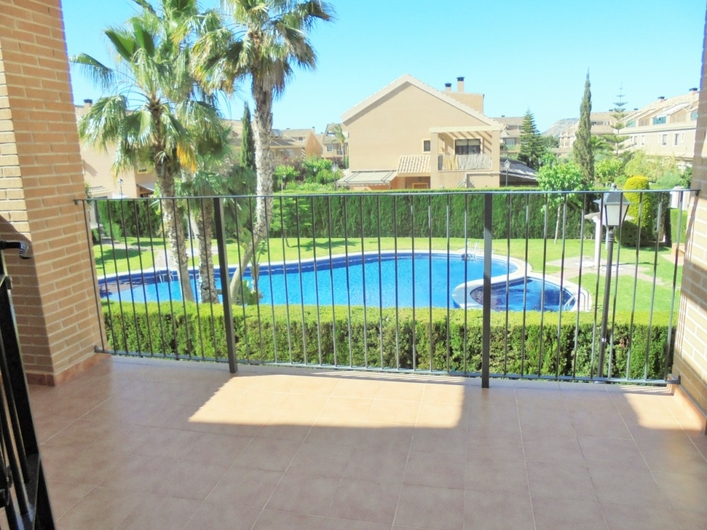 Townhouse in Alicante 1198
