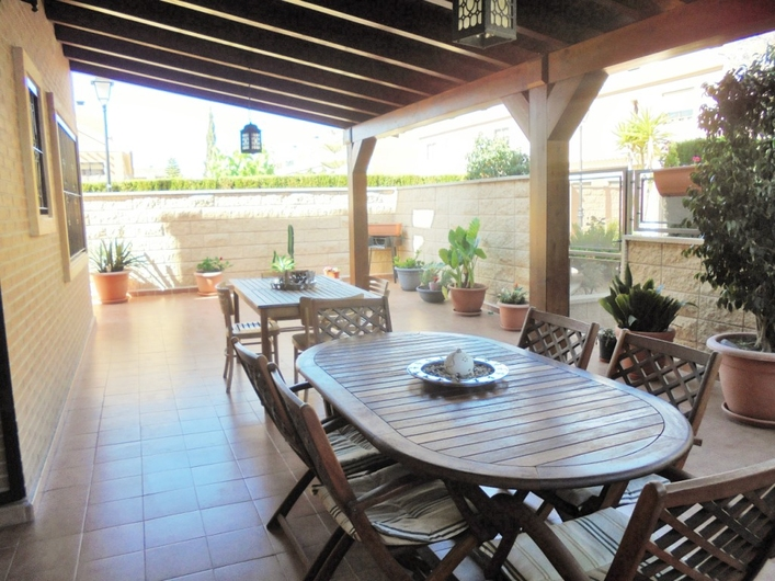 Townhouse in Alicante 1207