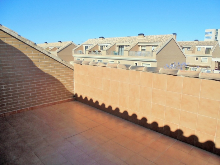 Townhouse in Alicante 1214