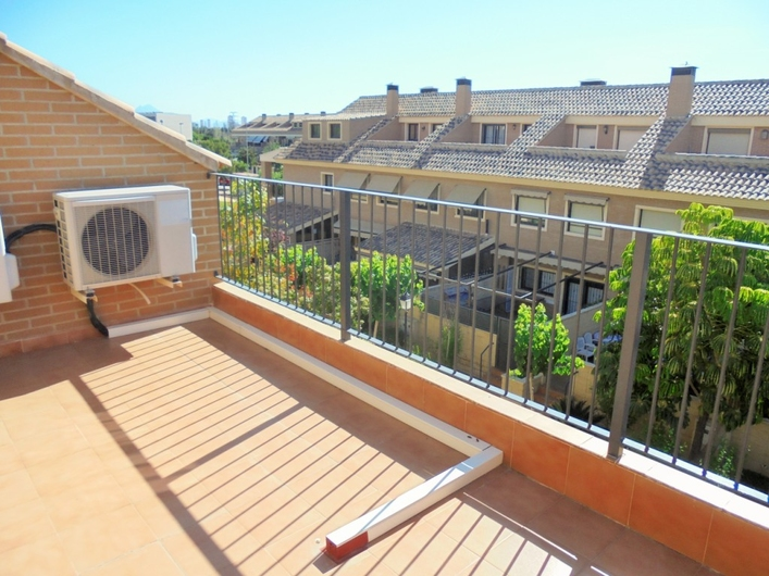 Townhouse in Alicante 1216