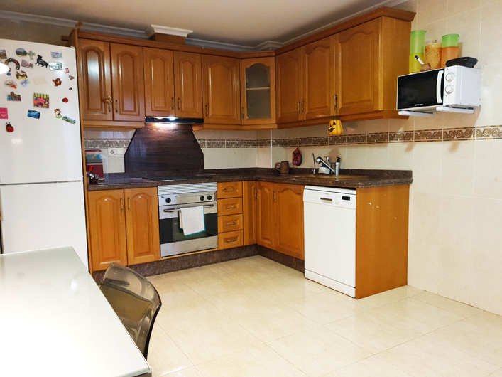Three bedroom apartment in 15 min. from Alicante 23155
