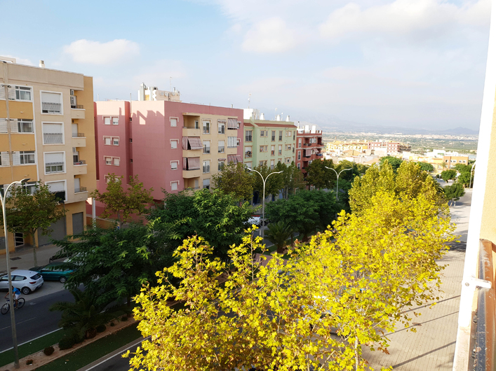 Three bedroom apartment in 15 min. from Alicante 23157