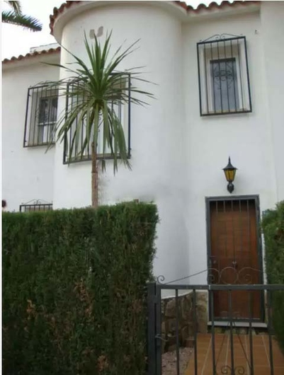 Bungalow in Denia by the sea 1739