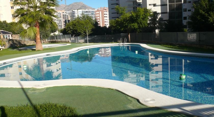 Apartment for rent in Viajoyosa 2552