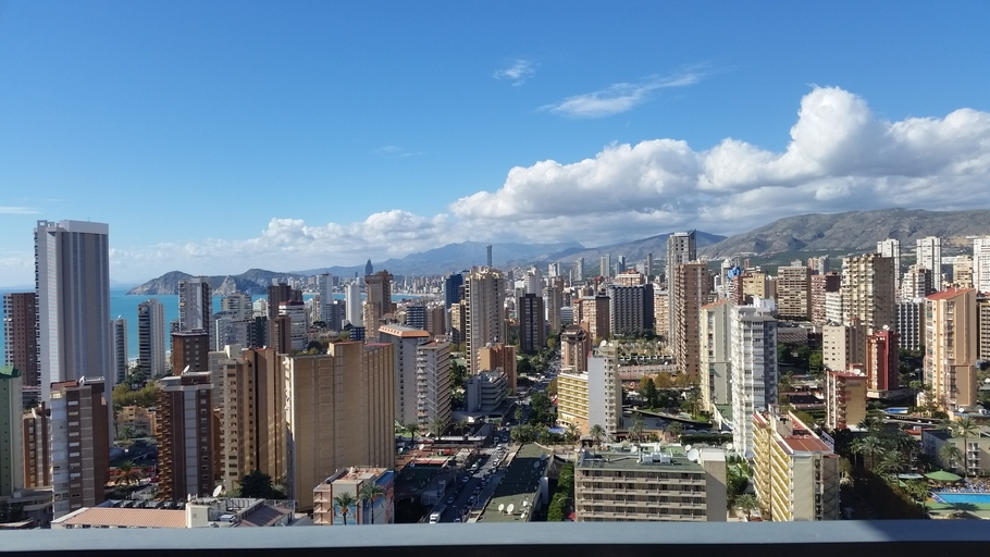 Luxury apartment in Benidorm 2969