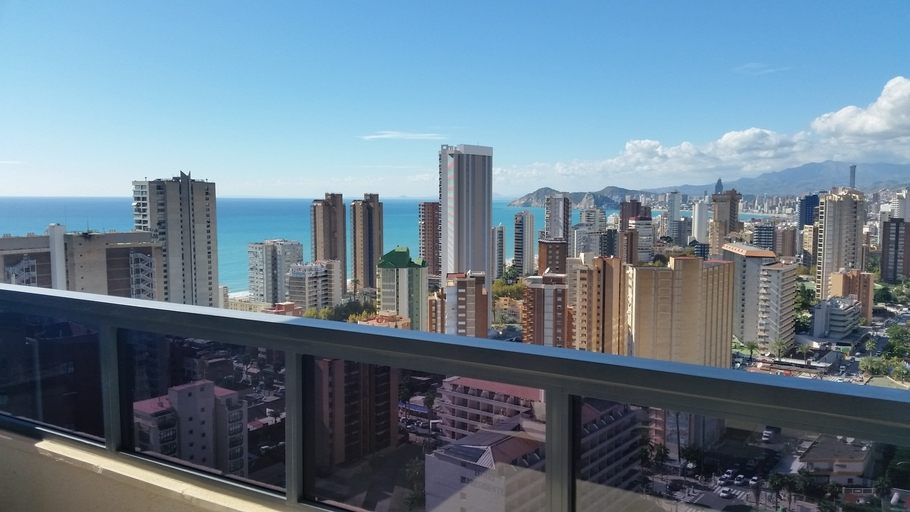 Luxury apartment in Benidorm 2971