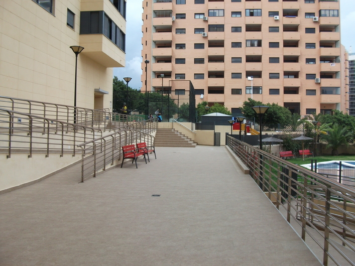 Apartments in Benidorm 3389