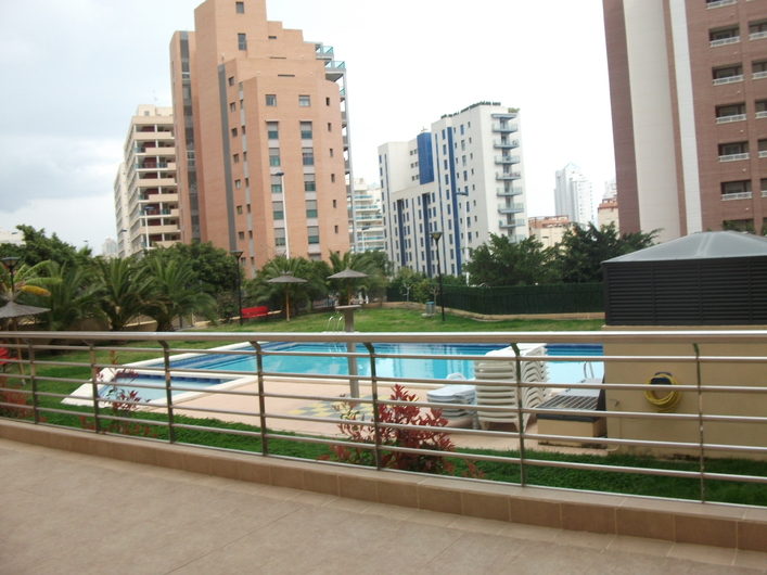 Apartments in Benidorm 3390