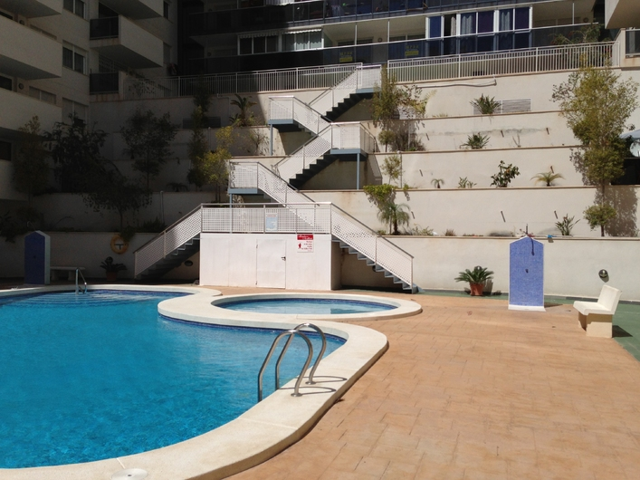 Apartment in La Cala 3736