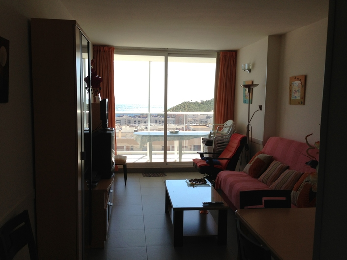 Apartment in La Cala 3737