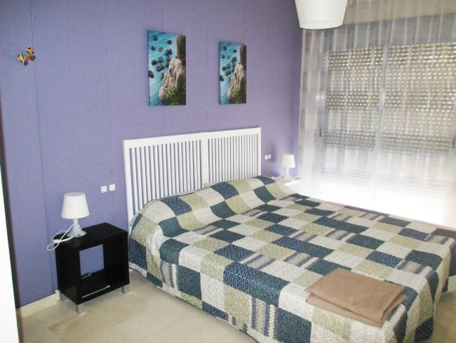 Apartment for rent in Benidorm 4360