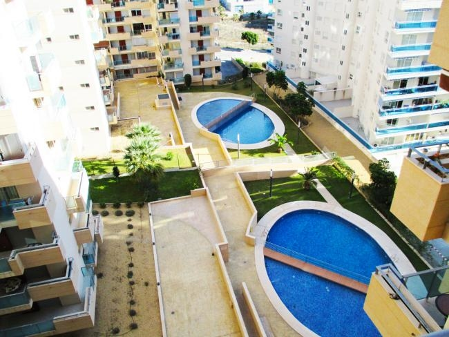 Apartment for rent in Benidorm 4366