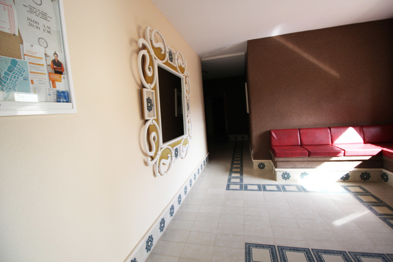 Apartment on the beach Poniente 4581