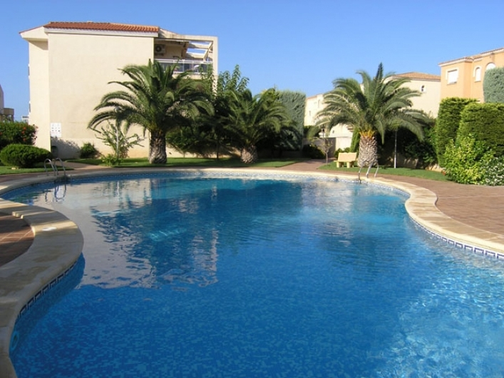 Apartments in Denia 4729