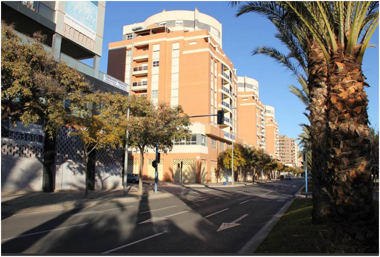 New apartment in Alicante 5341