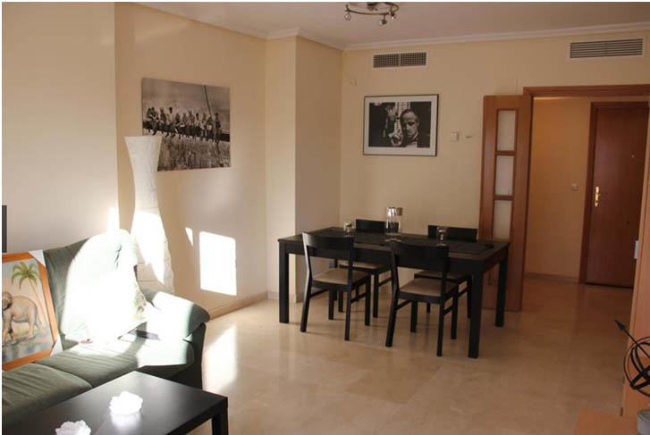 New apartment in Alicante 5342