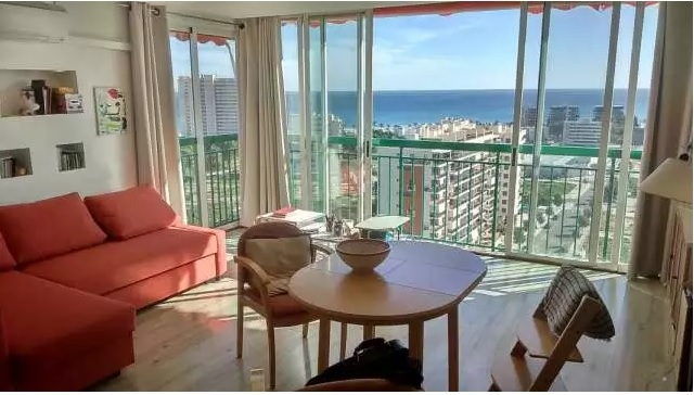 Apartment in Alicante, San Juan beach 5734