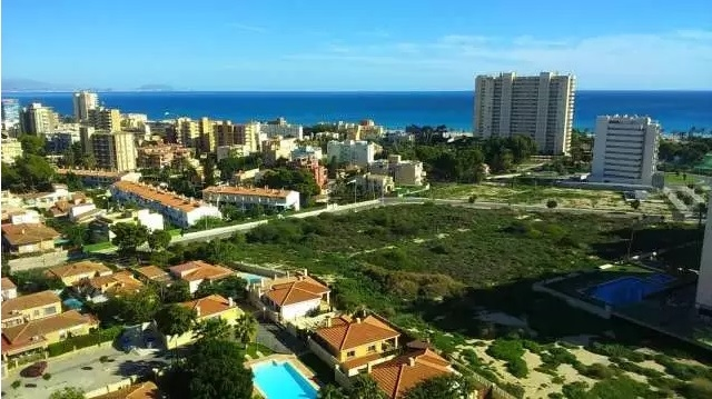 Apartment in Alicante, San Juan beach 5738