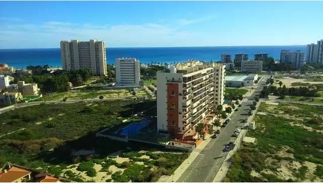 Apartment in Alicante, San Juan beach 5740