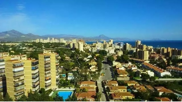 Apartment in Alicante, San Juan beach 5744