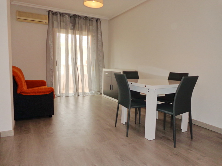 Apartment in excellent condition in Torrevieja 6639