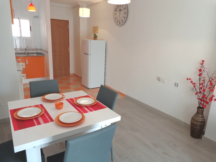 Apartment in excellent condition in Torrevieja 6641