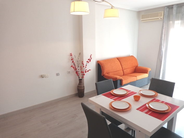 Apartment in excellent condition in Torrevieja 6642
