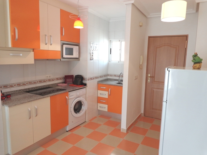 Apartment in excellent condition in Torrevieja 6644