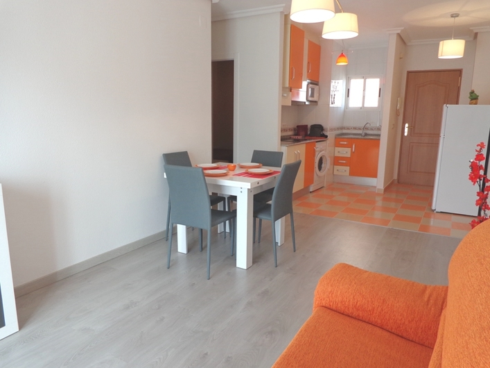 Apartment in excellent condition in Torrevieja 6645
