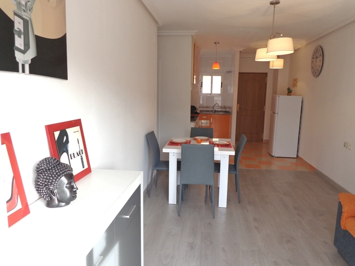 Apartment in excellent condition in Torrevieja 6646
