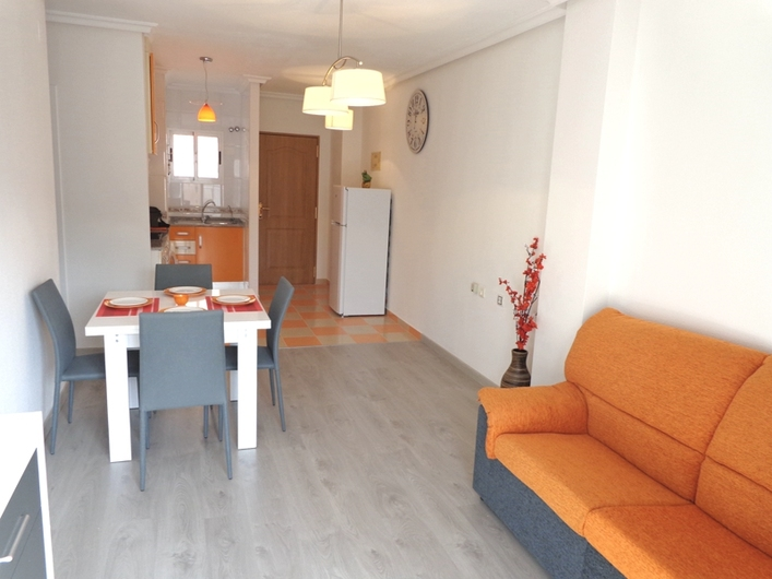 Apartment in excellent condition in Torrevieja 6647