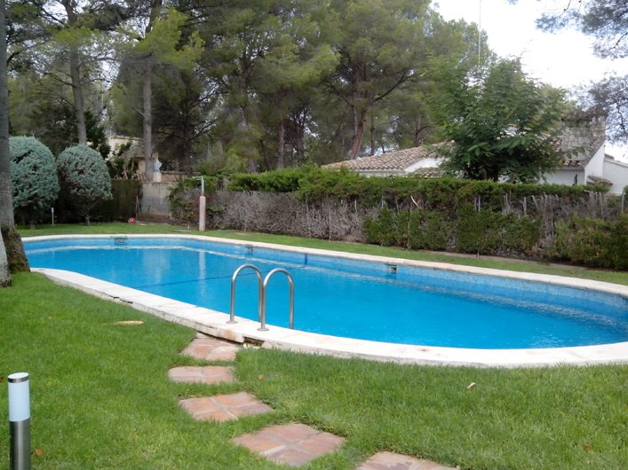 Villa 20 min from the center of Valencia 6673
