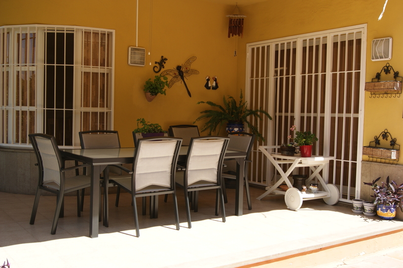 Villa 20 min from the center of Valencia 6677