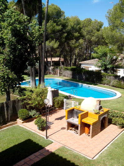 Villa 20 min from the center of Valencia 6678