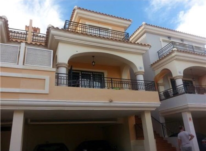 Townhouse in Alicante 6791
