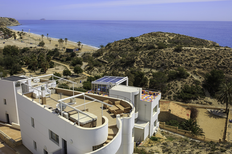 Villa with panoramic views in Villajoyosa 6917