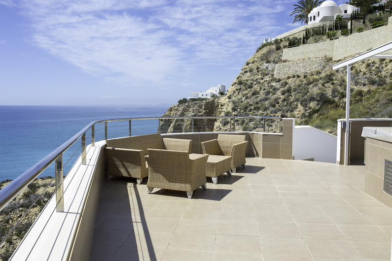 Villa with panoramic views in Villajoyosa 6930