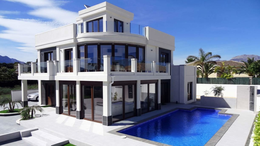New villa in Benidorm 183