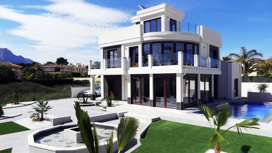 New villa in Benidorm 184