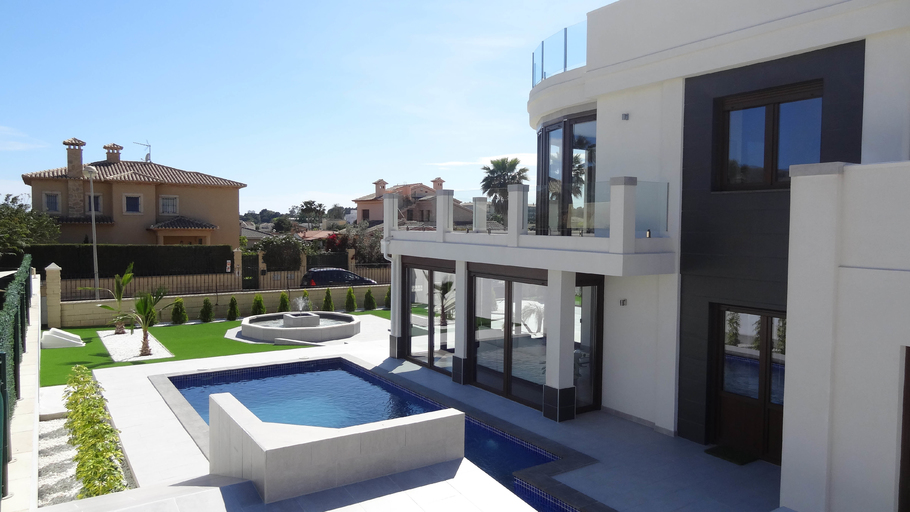 New villa in Benidorm 188