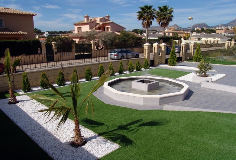 New villa in Benidorm 192