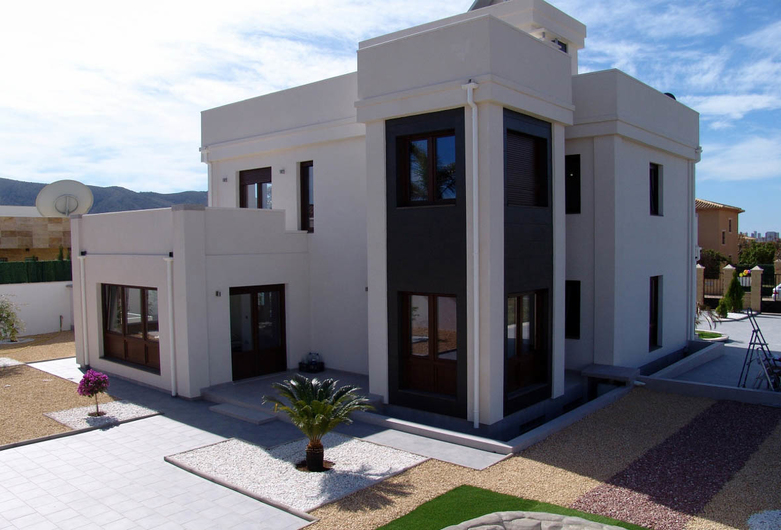 New villa in Benidorm 193